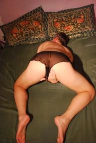 In her panties (15)