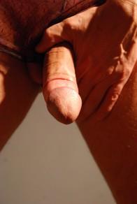 In her panties (29)